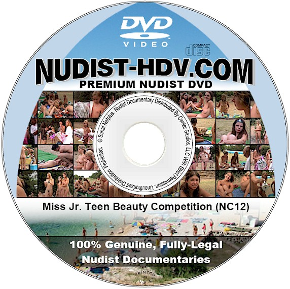 young naturist video dvd
