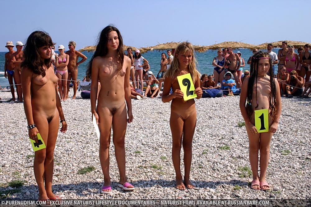 Nudist free rotation