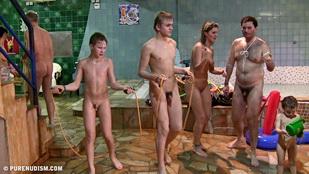 Boys Purenudism Nudist Family Body Paint | Download Foto ...